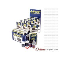 Q-Bond Ultra Strong Adhesive & Re-inforcing Powders that Repairs Almost Anything - 10 Pack