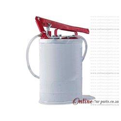 Oil Pump Manual Operation 20L