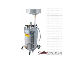 Oil Drainer/Extractor Pnuematic 80L