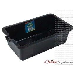 Oil Drain Pan 6L Square 40X22X12cm