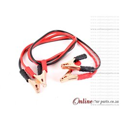 Booster Cables Set (Jumper Cable Leads) Light Duty 200AMP