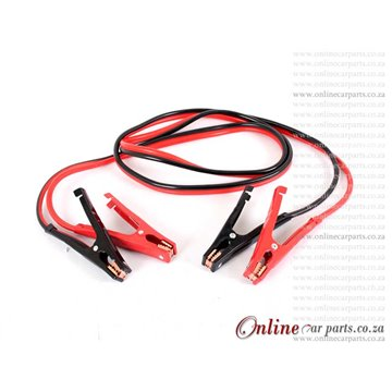 Booster Cables Set (Jumper Cable Leads) Medium Duty 400AMP
