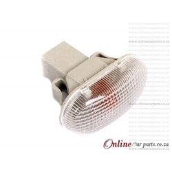 Chana Side Lamp Clear
