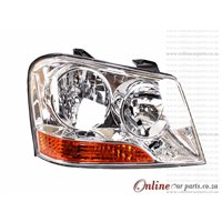 CAM Rhino Right Hand Side Headlamp Headlight
