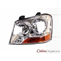 CAM Rhino Left Hand Side Headlamp Headlight