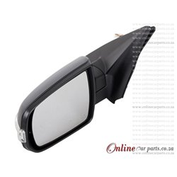 KIA Sorento MK II Left Hand Side Electric Door Mirror + Lamp 2010-2014