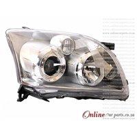 Toyota Avensis Right Hand Side Electric Headlight Headlamp 2006-