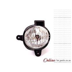 Toyota Hilux Double Cab Left Hand Side Fog Light Fog Lamp Assembly LAT L3 2011-2015