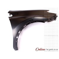 Toyota RAV4 Right Hand Side Front Fender Without Holes 2013-
