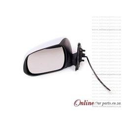 Toyota Fortuner Left Hand Side Electric Door Mirror And Lamp CP LAT B2 2012-