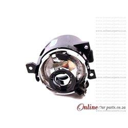 VW Golf  Jetta MK V Left Hand Side Fog Light Fog Lamp Halogen HB4 Type L1 2005-2011