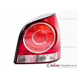 VW Polo Right Hand Side Tail Light Tail Lamp 2005-2009