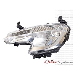 Peugeot 508 Left Hand Side Fog Light Fog Lamp 2011-
