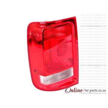 VW Amarok 2.0 TDI Double Cab Left Hand Side Tail Light Tail Lamp 2010-