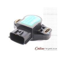 Tata Indica 1.4 Blue Top Clockwise Throttle Position Sensor OE SERA483-06