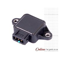 Volvo S90 964 2.9 97-00 B6304 150KW Throttle Position Sensor OE 1336385 13363858 3450030
