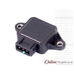 Peugeot 306 1.6 8V 98-01 NFZ TU5JP Throttle Position Sensor 1628.1E 1628.L1 1920.Z4