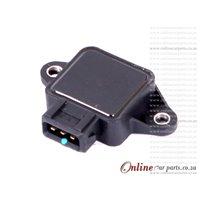 Volvo C70 I 872 2.3 T5 B5234T3 176KW Throttle Position Sensor OE 1336385 13363858 3450030