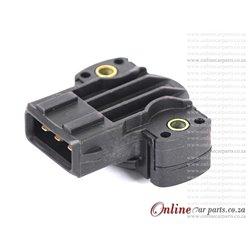 VW Golf Jetta III 2.0 GTI 92-97 2E ABA ADY AGG AKR 85KW Throttle Position Sensor OE 037907385N