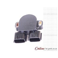 Isuzu KBD300 TD 8V 02-07 4JH1-TC Throttle Position Sensor OE A22-661J03
