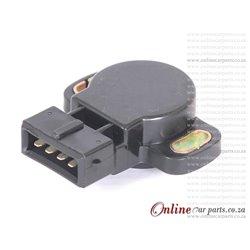 Mitsubishi Pajero 3.5 V6 95-00 6G74 Anti-Clockwise Throttle Position Sensor OE MD614735