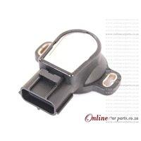 Toyota Land Cruiser 4.5 92-97 1FZ-FE Clockwise Throttle Position Sensor 89452-22090 198500-3011