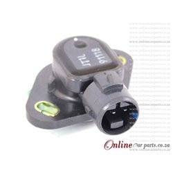 Honda Civic 1.5i 96-00 D15B7 3 PIN Throttle Position Sensor OE 37825-PAA-A01