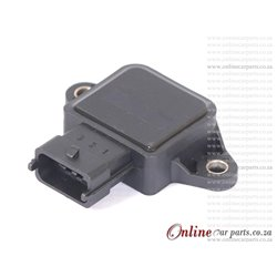 Nissan Micra K11 1.0 16V 03-11 CG10DE Anti-Clockwise Throttle Position Sensor OE 22620-1F700 35170-22600