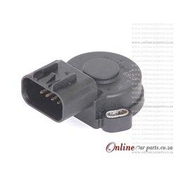 Isuzu Trooper 3.5 V6 3.0 D-TEQ 9 PIN Throttle Position Sensor OE SERA569-0