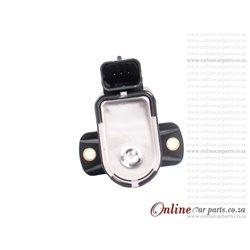 Peugeot 307 2.0 01-08 EW10J4 Throttle Position Sensor OE 1628.JX 1628JX 9642473280