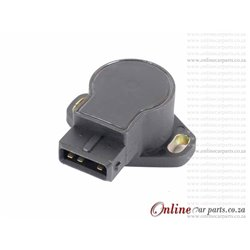 Mitsubishi Throttle Position Sensor 3 PIN 1 Blank OE MD614510 MD614511