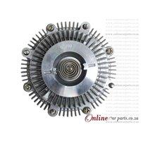 TOYOTA CRESSIDA 2.4 22R 87-92 2.0 8V RX60 80-84 21R Viscous Fan Clutch