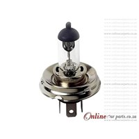 R2VISIO Headlamp Headlight Halogen Globe 12V 45/40W GL12475 P45T-41