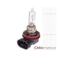 H9 Headlamp Headlight Halogen Globe 12V 65W GL12361 PGJ19-5