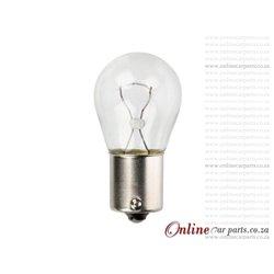 P21W Tail Light Tail Lamp Fog Warning Lamp Stop Lamp Halogen Globe 12V 21W GL12498 BA15s