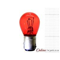 PR21/5W Single Contact Red Tail Lights Globe 12V 21/5W GL12495 BAW15d