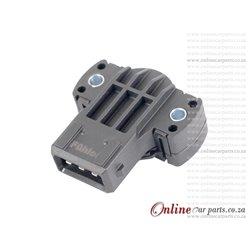 BMW E32 740i 740iL M60 87-94 E38 728i 735i 740i M52 M62 M60 Throttle Position Sensor OE 13631726591