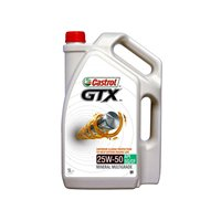 Castrol GTX 25W-50 5L Mineral Multigrade Engine Oil