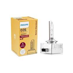 Philips Xenon Standard D3S Bulb Gobe 42V 35W