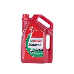 Castrol Motor Oil SAE-40 5L Petrol and Diesel Engine Oil