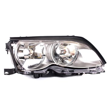 BMW E46 Right Hand Side Electric Headlamp Headlight Facelift 2001-2004