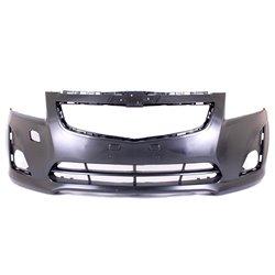 Chevrolet Cruze Hatchback Front Bumper + Fog Light Holes 2012-