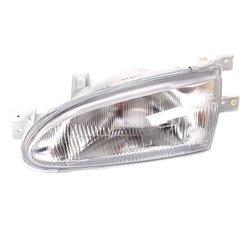 Hyundai Accent 1.3, 1.5 Left Hand Side Headlamp Headlight 1995-1997