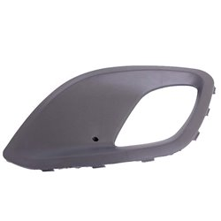 KIA Picanto MK III Left Hand Side Front Bumper Grille + Fog Light Fog Lamp Holes 2011-2013