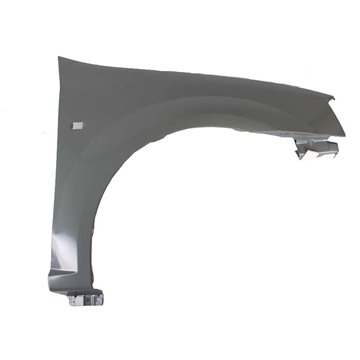 Nissan NP200 Right Hand Side Front Fender With Marker Light Holes 2008-