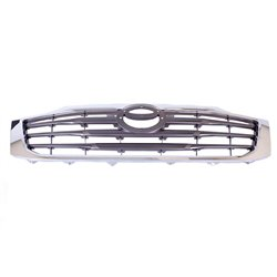 Toyota Hilux Double Cab Grille CP SV LAT P3 2011-2015