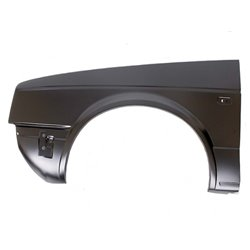 VW Citi Golf Left Hand Side Front Fender With Holes