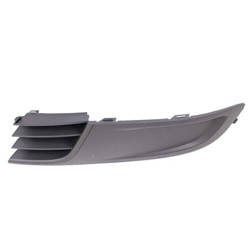 VW Polo Vivo Right Hand Side Front Bumper Grille Without Fog Light Fog Lamp Holes P1 2010-2014