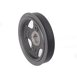 DAIHATSU MATERIA 1.5 T 10- 3SZ-VE 16V Crankshaft Crank Vibration Damper Pulley