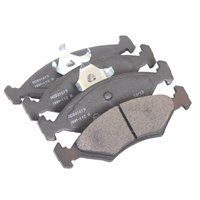 Toyota Conquest 130 CARRI 2E 4 Cyl 1296 Eng 1998-2000 Front Brake Pads